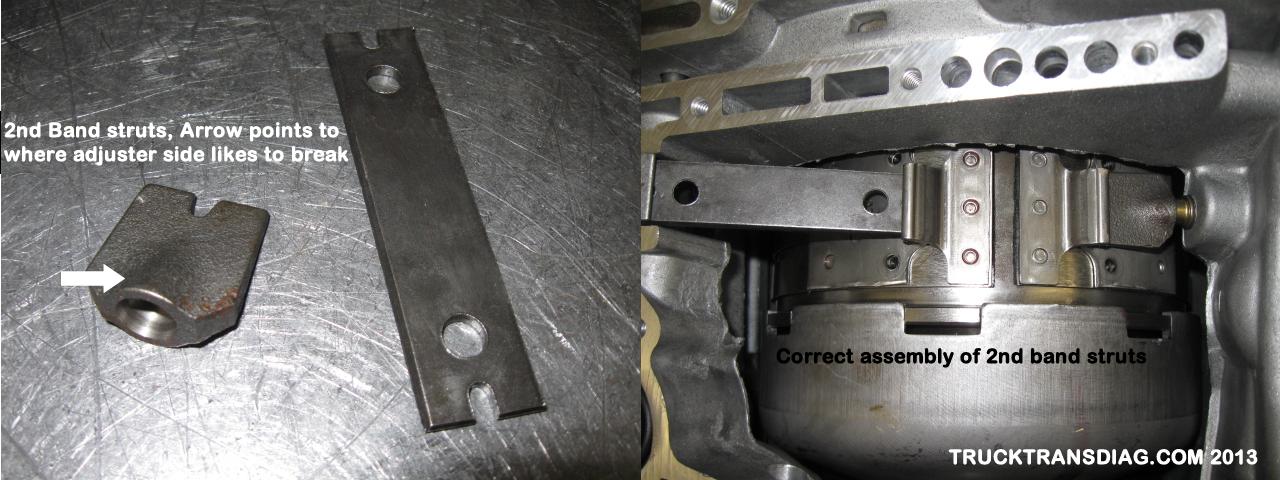 46re transmission band adjustment specs