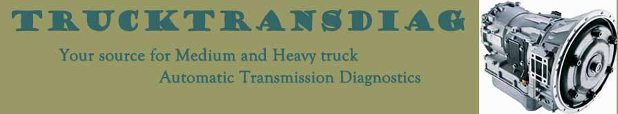 truck transmission diagnostics