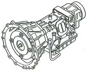 mitsubishi truck transmission diagnostics on